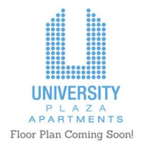 A5 Floor Plan | University Plaza  | Apartments Near NIU