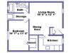 Palomino floor plan 2D