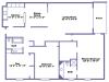 Roxton 3D floor plan