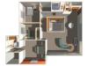 Bradbury floor plan 2D