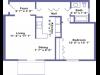 George floor plan 2D