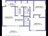 Briton floor plan 2D