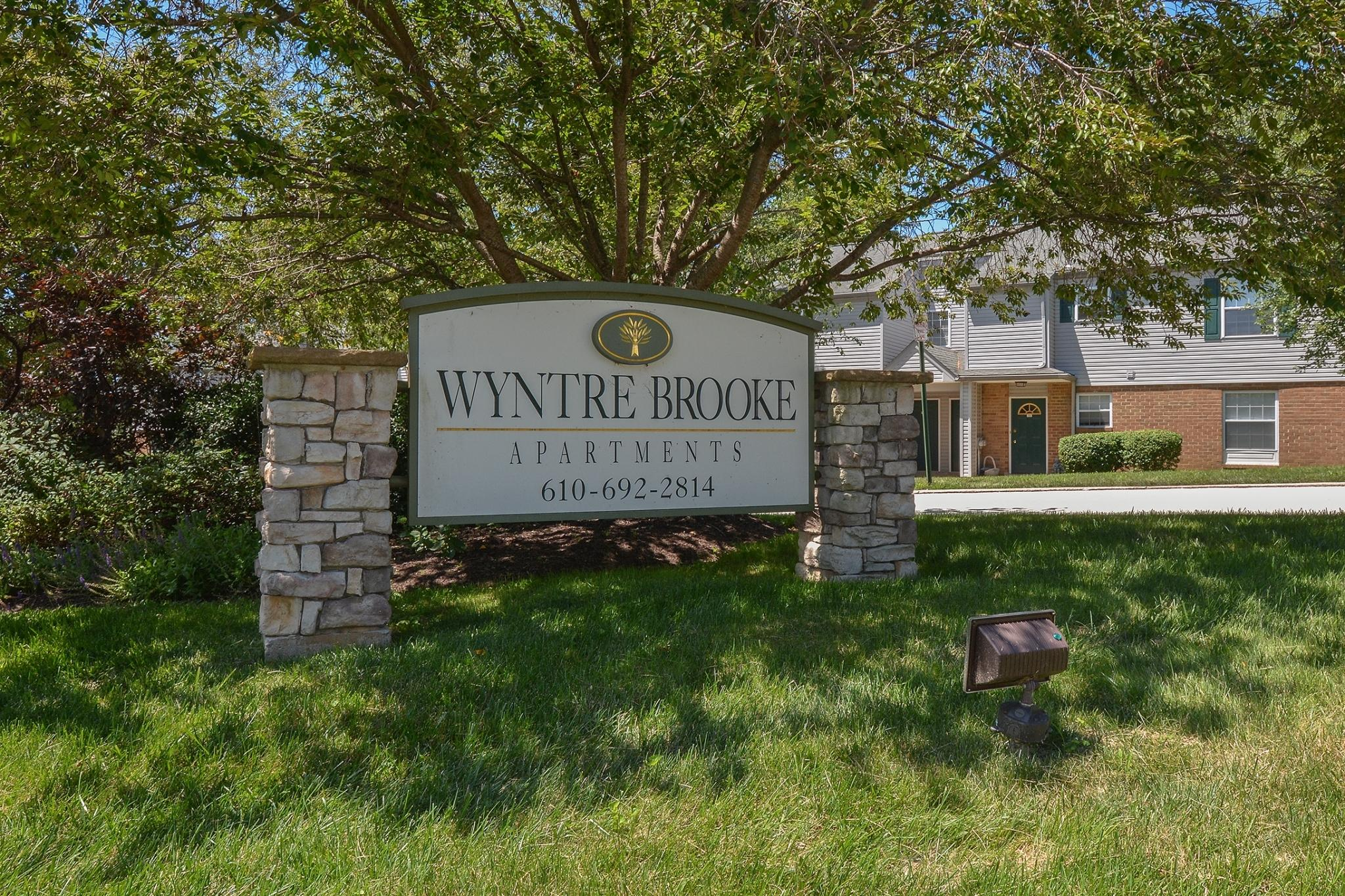 Apartments For Rent In West Chester PA Wyntre Brooke - Racquet club apartments west chester pa