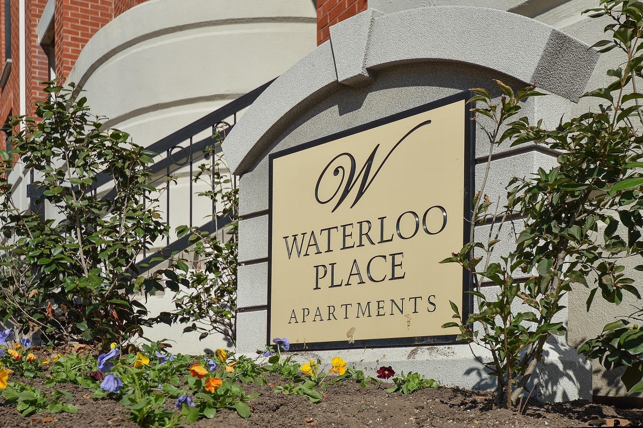 Baltimore Apartments For Rent Waterloo Place