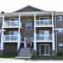 Oak Tree Residential Building with Four Balconies | Newark Apartments DE