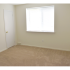 Oak Tree Sample Bedroom with Big Window | Newark Apartments DE