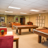 Princeton Orchards Community Clubhouse with Pool Tables | Apartments for Rent in South Brunswick, NJ