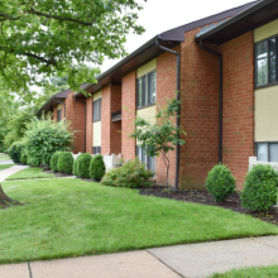 Exterior of Princeton Orchards Apartments | Apartments in Dayton