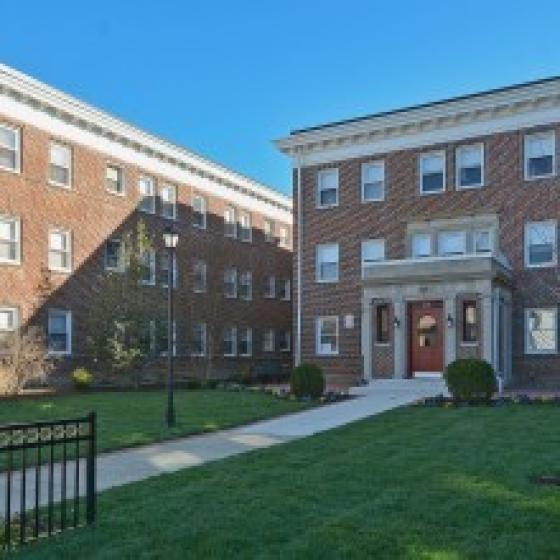 Apartments in Ardmore PA | Exterior View