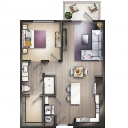 3 Bed / 2 Bath Apartment In Greenville SC