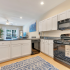 Spacious Kitchen | Deacon's Station Apartments | Wake Forest Off-Campus Housing