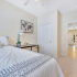 Comfortable Bedroom | Deacon's Station Apartments | Apartments In Winston-Salem, NC