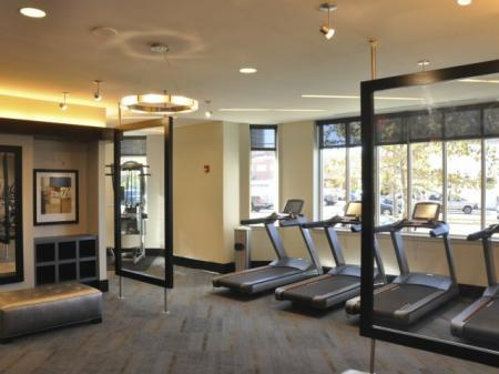 Resident Fitness Center | Apartments For Rent In Arlington VA | Meridian at Pentagon City