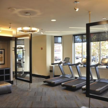 Resident Fitness Center | Apartments For Rent In Arlington VA | Meridian at Pentagon City