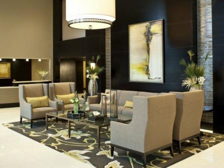 Luxurious Living Area | Apartments Near Arlington VA | Meridian at Pentagon City