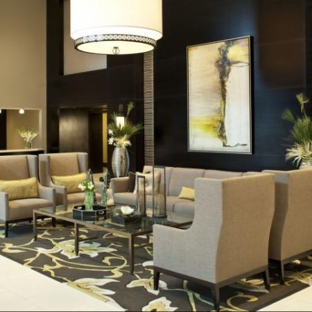 Luxurious Living Area | Apartments Near Arlington VA | Meridian at Pentagon City