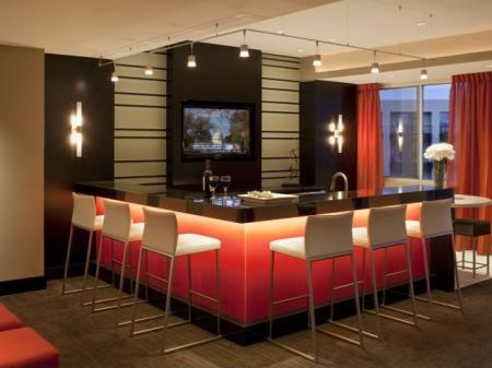 Spacious Community Club House | Meridian at Pentagon City