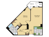 Floor Plan | Meridian at Pentagon City