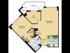 Floor Plan 3 | Meridian at Pentagon City