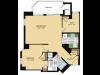 Floor Plan 4 | Meridian at Pentagon City
