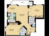 Floor Plan 6 | Meridian at Pentagon City