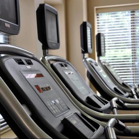 Resident Fitness Center | Apartments Arlington, VA | Meridian at Courthouse Commons