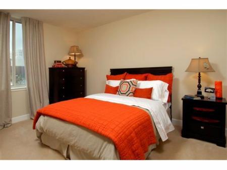 Spacious Bedroom | Apartment Alexandria VA | Meridian at Carlyle