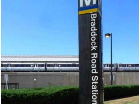 Luxury Apartments In Alexandria VA | Meridian at Braddock Station 3