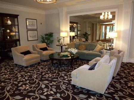Interior Lobby | Apartments Near Alexandria VA | Meridian at Eisenhower Station