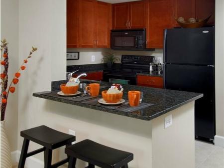 Elegant Kitchen | Luxury Apartments In Alexandria VA | Meridian at Eisenhower Station