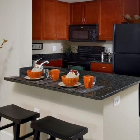 Elegant Kitchen | Luxury Apartments In Alexandria VA | Meridian at Eisenhower Station