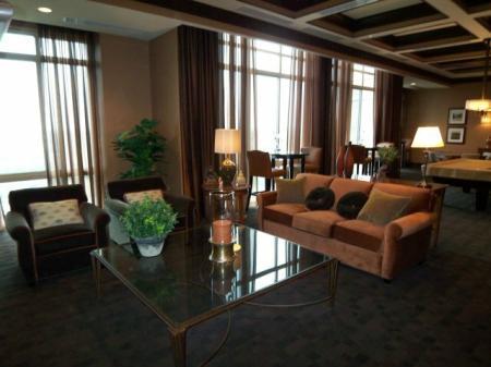 Elegant Community Club House | Apartments Near Alexandria VA | Meridian at Eisenhower Station