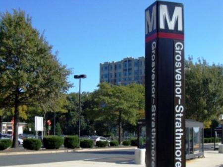 Perfectly Located | North Bethesda Luxury Apartments | Meridian at Grosvenor Station