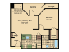 Floor Plan 1 | Apartments In Wayne NJ | Mountain View Crossing
