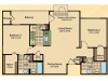 Floor Plan 6 | Apartments In Wayne NJ | Mountain View Crossing