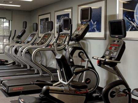 Fitness Center at The Madison at Ballston Station 2