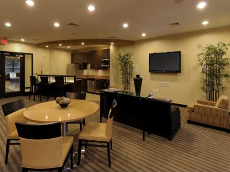 The Madison at Ballston Station Clubhouse