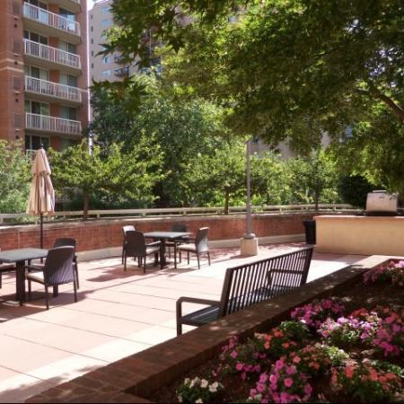 Studio Apartments Arlington VA | Meridian at Pentagon City 1
