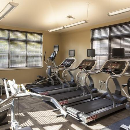 Cutting Edge Fitness Center | Frederick MD Apartments | Reserve at Ballenger Creek