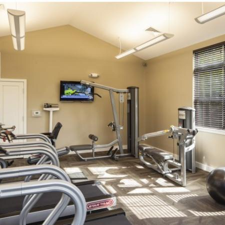 Resident Fitness Center | Apartments In Frederick MD | Reserve at Ballenger Creek