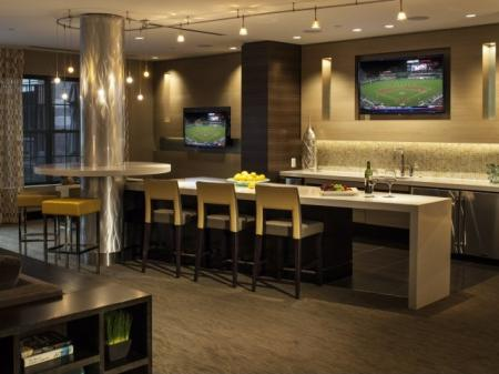 Clubhouse at The Madison at Ballston Station