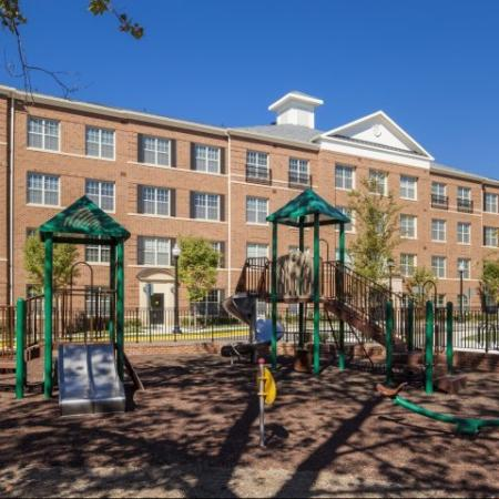 The Madison at Ballston Station Community Playground