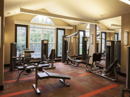 State-of-the-Art Fitness Center | Wayne NJ Apartments | Mountain View Crossing