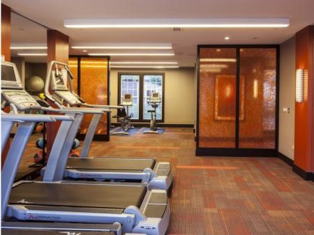 State-of-the-Art Fitness Center | Wayne NJ Apartments | Mountain View Crossing 3