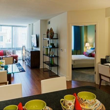 Luxurious Kitchen   Apartment Homes in Washington, DC   Meridian at Mt. Vernon Triangle