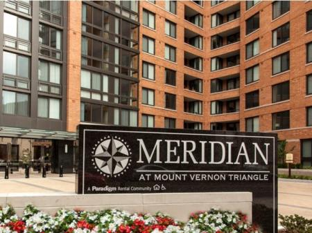 Apartments in Washington, DC | Meridian at Mt. Vernon Triangle