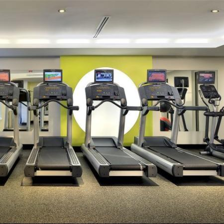 fitness center | Washington DC Apartments for Rent | 360H Street