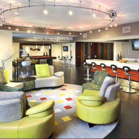 Spacious Resident Club House | Washington DC Apartments For Rent | 360H Street