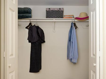 Spacious Closet | Apartments For Rent In North Bergen NJ | Half Moon Harbour Apartments