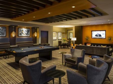 Elegant Resident Club House | Apartment Alexandria VA | Meridian at Carlyle